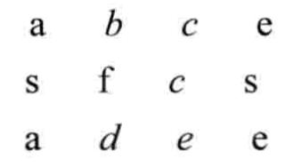 剑指Offer(六十五):矩阵中的路径