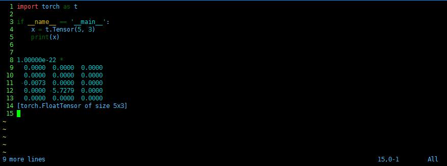 Linux下搭建基于python的VIM