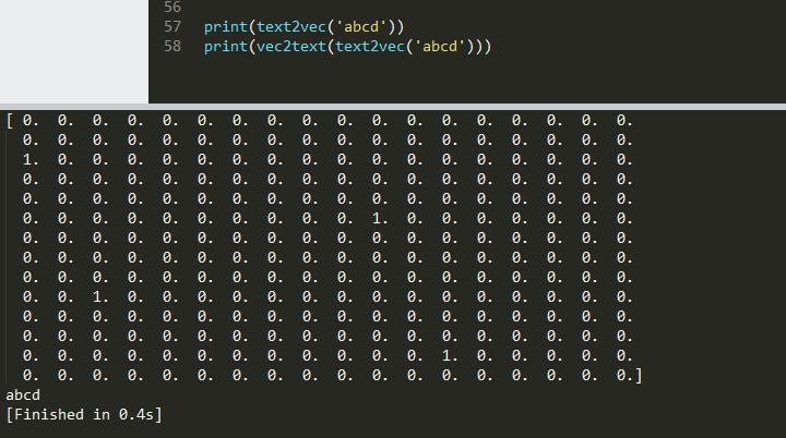 Tensorflow实战(二):Discuz验证码识别