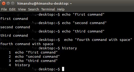 Linux下如何隐藏自己的命令操作历史